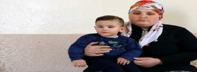 Gaziantep'te görme Engelli Miraç'ın tedavisi için biriktirdikleri parayı dolandırıcılara kaptırdılar