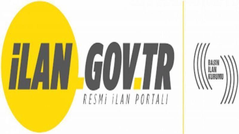 Şahinbey Belediye Başkanlığına ait 6 adet taşınmaz kiraya verilecek