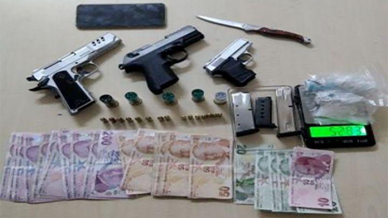 Gaziantep'te Uyuşturucuya Geçit Yok