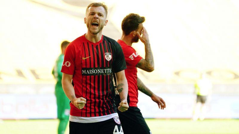 Gaziantep FK'da Maxim'in kafası karıştı