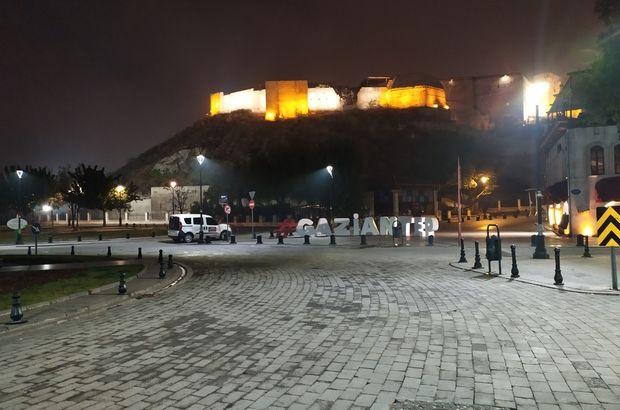 Son dakika...Gaziantep'te Sokağa çıkma kısıtlaması başladı! 31 saat sürecek