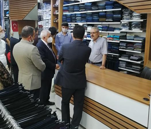 Prof. Dr. Filiz'in Gaziantep Çıkartması…