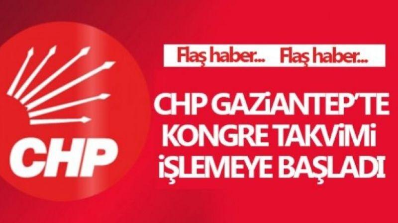 Son Dakika...Gaziantep'te CHP'de Kongre Tarihleri Belirlendi...