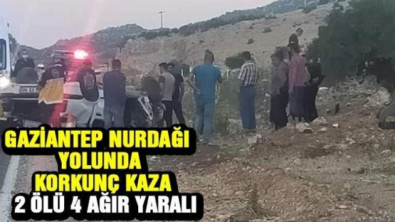 Gaziantep'te korkunç kaza! Ölü ve yaralı var mı?