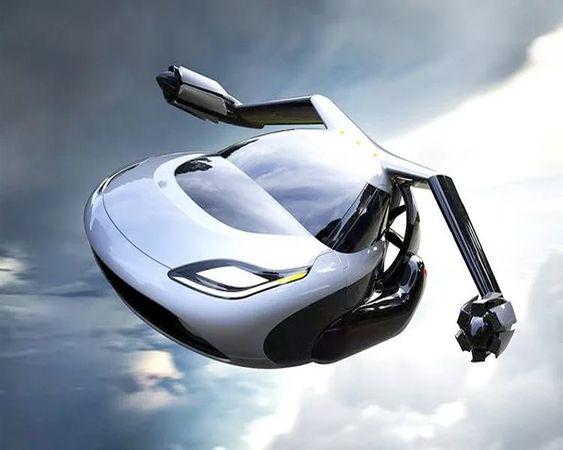 Uçan arabalarla ilgili flaş gelişme! 2 dev şirket adım attı