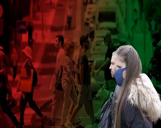 İsrail'de kapalı alanlarda da maske takma zorunluluğu kaldırıldı