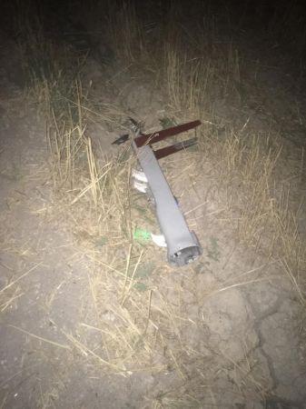 Bağdat'ta 2 inansız hava uçağı düşürüldü