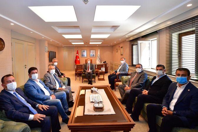 CHP'li Belediye Başkanları Gaziantep'te buluştu