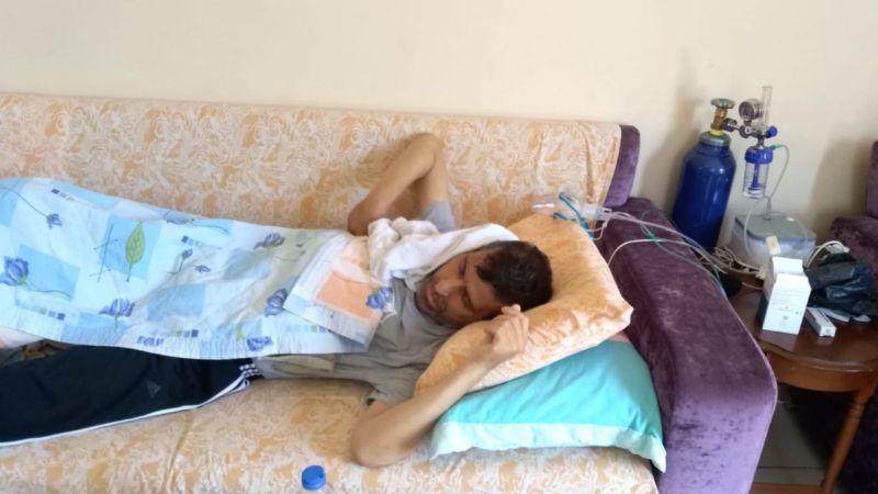 Son Dakika...Gaziantep'te Solunum Cihazına bağlı vatandaşın İsyanı! Elektrik Yok Nefes Alamıyorum. Gaziantep'te elektrik kesintisi nefes aldırmıyor...