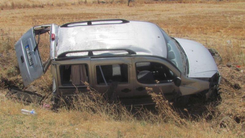 Son Dakika...Gaziantep'te trafik kazası: 1 ölü, 2 yaralı