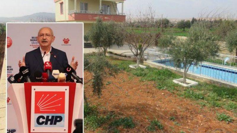 Kılıçdaroğlu Gaziantep'te bağevinde gizli görüşmeler yaptı?