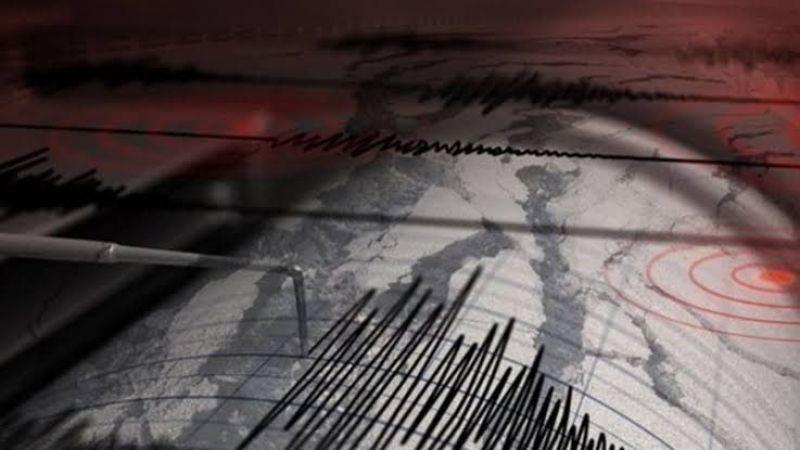 Son Dakika! Gece yarısı şok deprem! Büyüklüğü ne kadar?