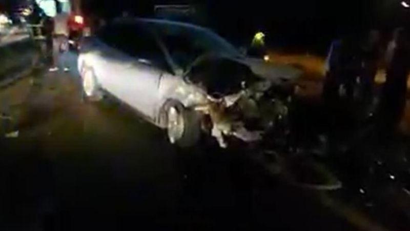 Gaziantep'te zincirleme trafik kazası: 1 kişi öldü