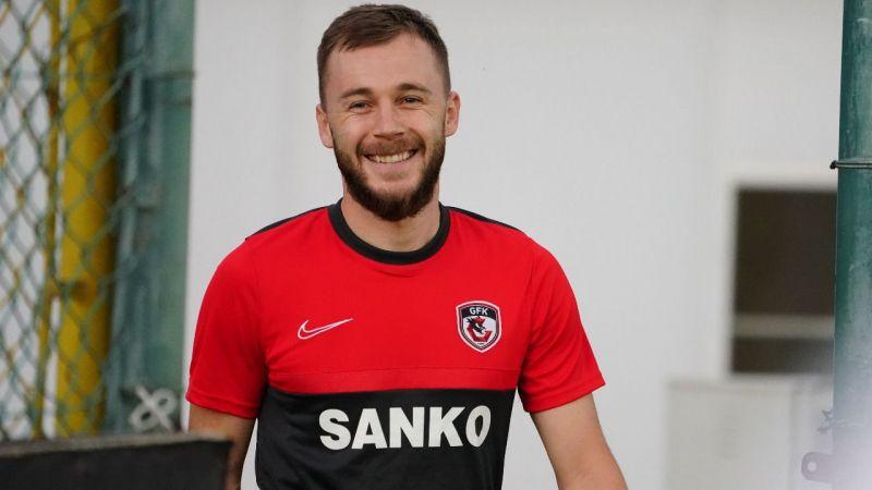 Gaziantep FK'lı Maxim en iyiler arasında
