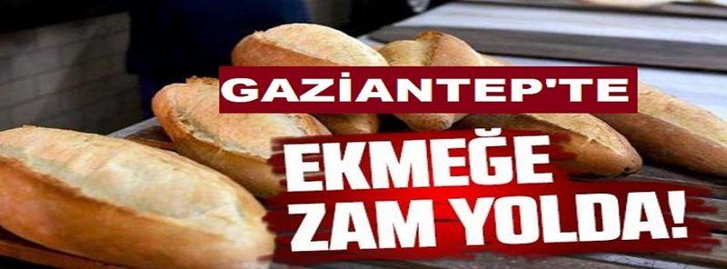Son Dakika...Gaziantep'li Fırıncılar Artık. Direnemiyor! Gaziantep'te Franca 1.75, Pide 1.50  olacak