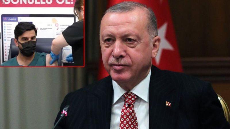 Erdoğan açıkladı; yerli aşının adı nedir?