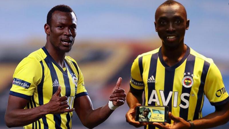Gaziantep FK'dan Thiam ve Cisse açıklaması