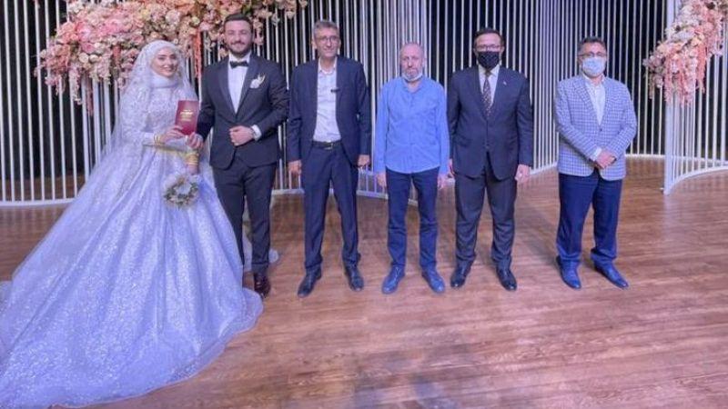 Gazeteci-Yazar Hamza Mercanoğlu'nun Mutlu Günü