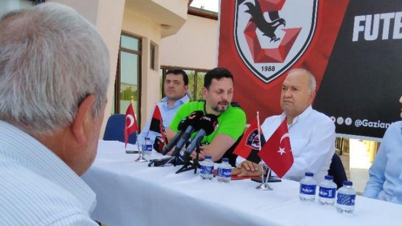 OLAY SPOR ÖZEL.. Gaziantep FK kimlerle maç yapacak?