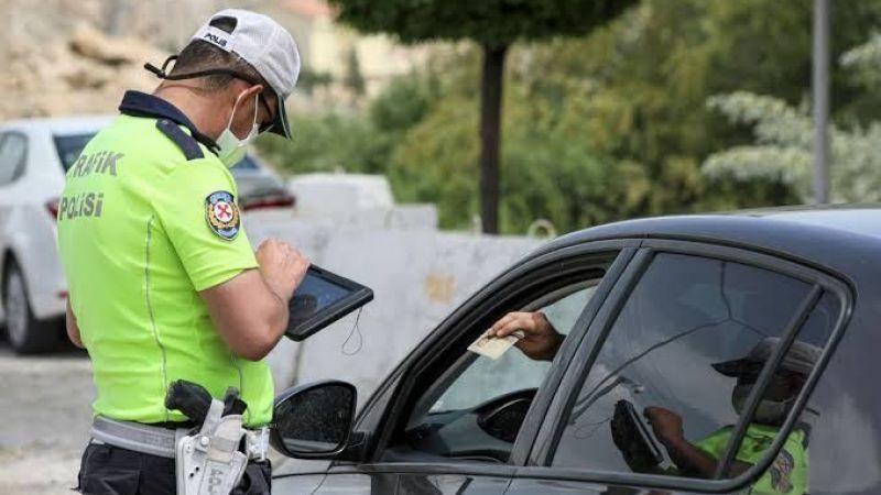 Gaziantep'de Trafik Denetimleri Aralıksız Sürüyor
