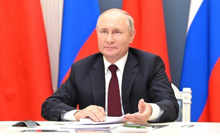 Rusya Devlet Başkanı Putin, Çin Devlet Başkanı Xi ile görüştü