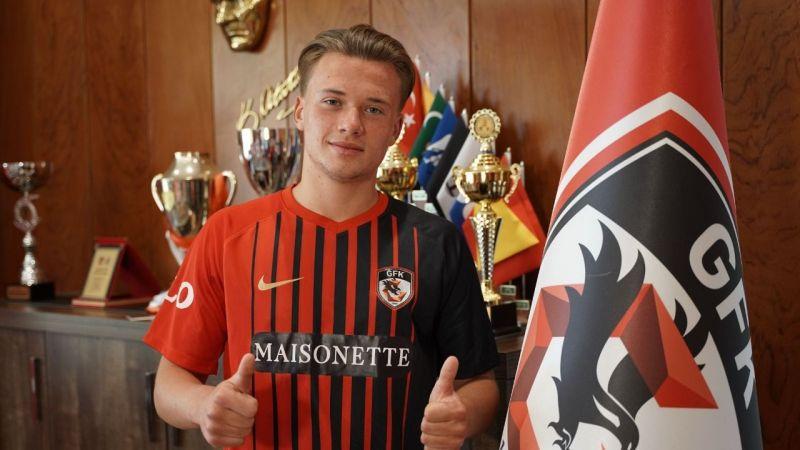 Gaziantep FK Ona güveniyor