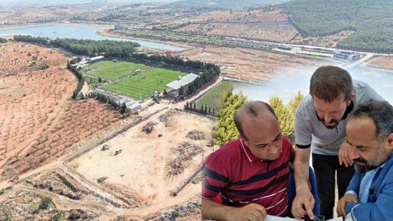Gaziantep FK'ya tesis piyangosu!