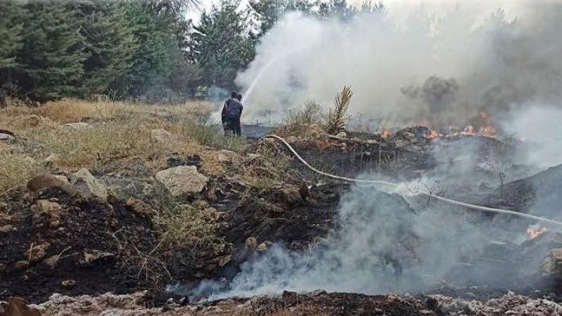 Son  Dakika...Osb'de Korkutan Yangın