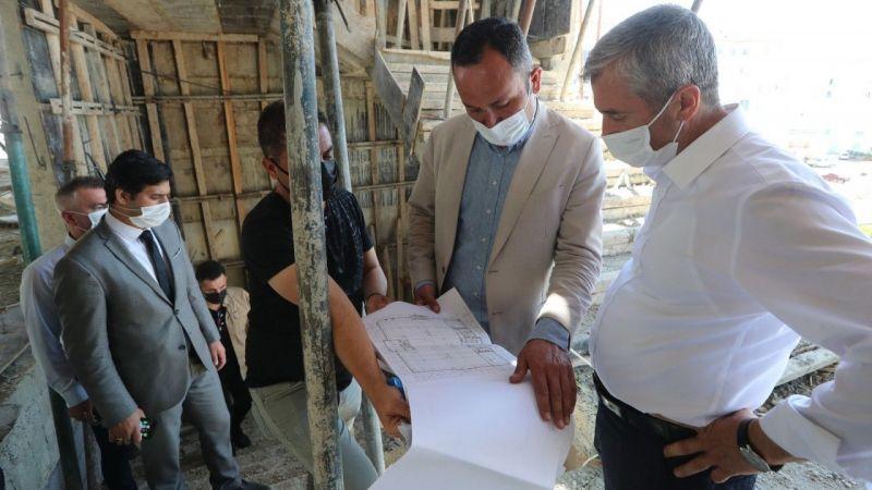 Şahinbey Mavikent'in çehresini değiştiriyor