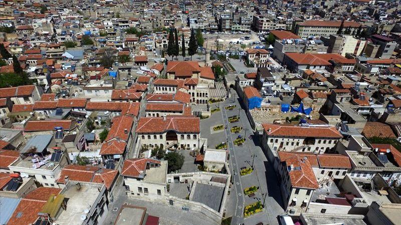 Gaziantep'te İn Cin Top Oynuyor