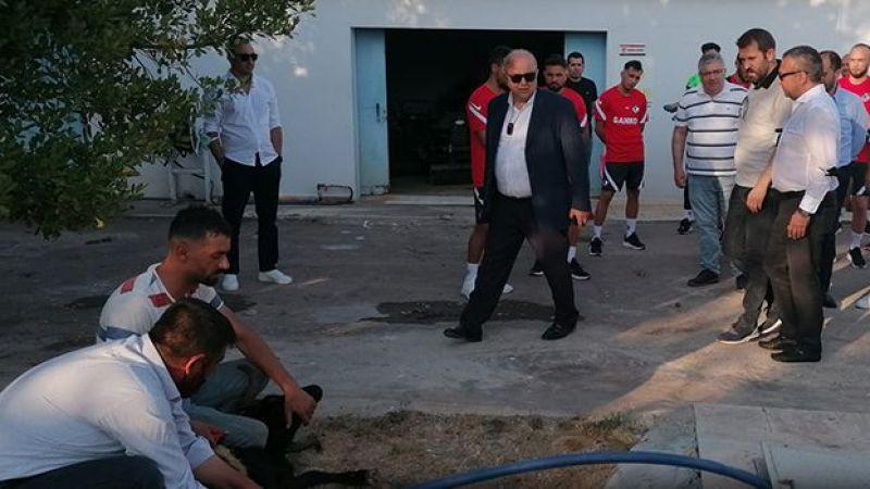 Gaziantep FK kurban kesti