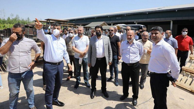 Başkan Fadıloğlu, ANESİAD üyelerini bilgilendirdi
