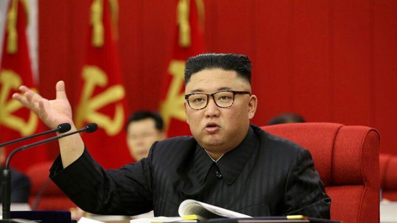 Kuzey Kore lideri Kim, Covid-19 ile mücadelede hükümet yetkililerini azarladı