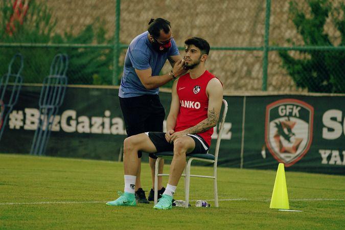 Gaziantep FK laktak testinden geçti