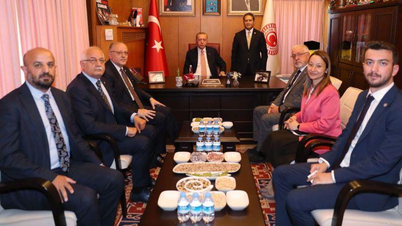 Gaziantep'in Sorunlarını Cumhurbaşkanı Erdoğan Biliyor...