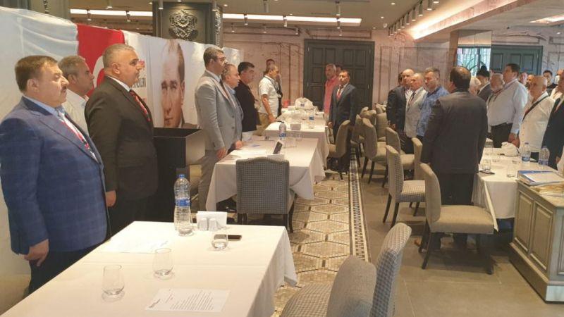 Gaziantep Dernekleri Federasyonu Yine Necati Göksu Dedi