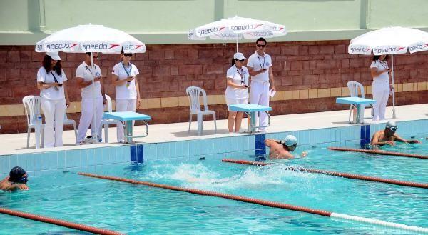 Boğaziçi Kıtalararası Yüzme Yarışı Seçmeleri Gaziantep'te yapılıyor