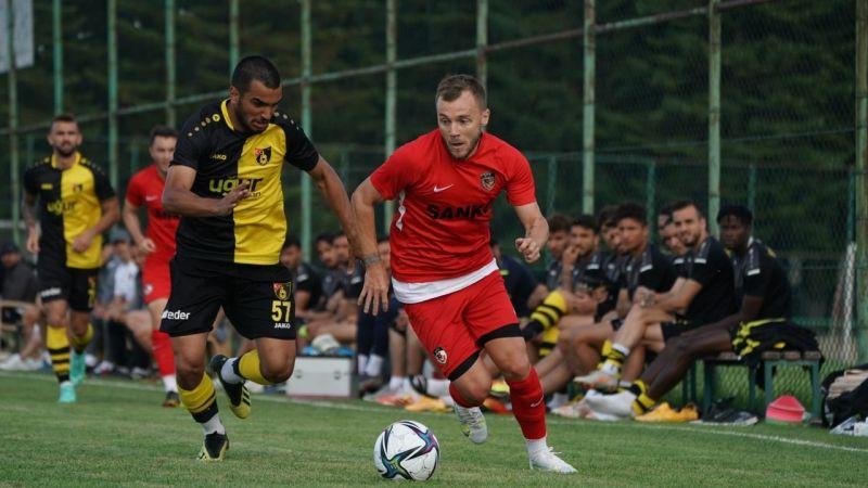 Gaziantep FK, galibiyetle başladı 3-2