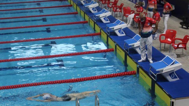 Boğaziçi Kıtalararası Yüzme Yarışının seçmeleri Gaziantep'te düzenlendi