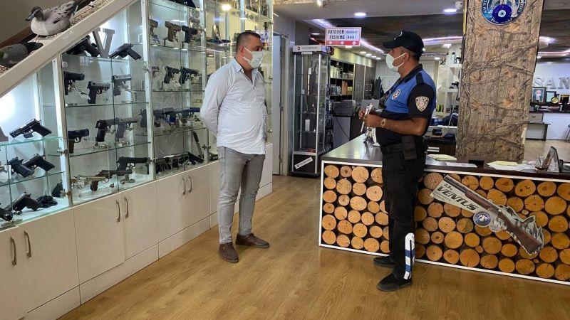 Toplum Destekli Polisler Vatandaşı Bilgilendirdi