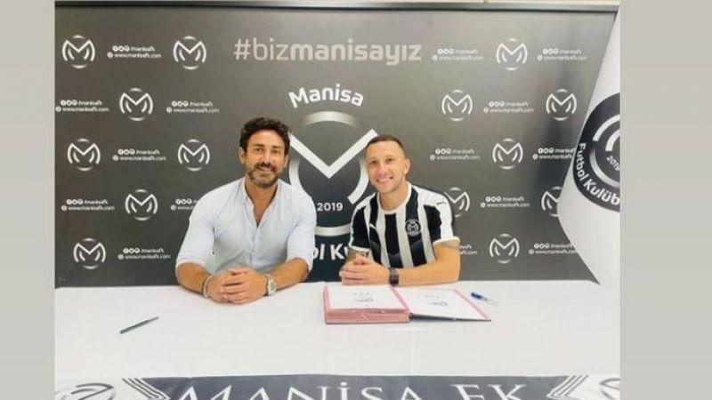 Andre Sousa, Manisa FK'ya gitti