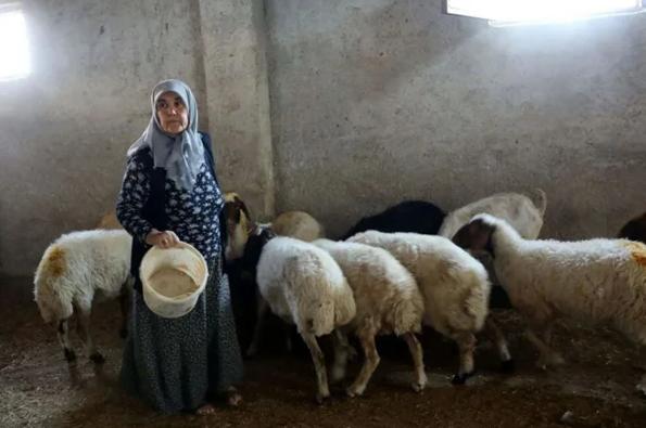 Gaziantepli kadının inanılmaz başarısı