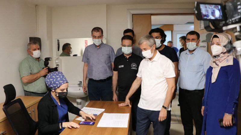 Gaziantep'teki Kovid-19 aşı sayısı 1 milyonu aştı