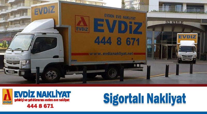 İstanbul Sigortalı Evden Eve Nakliyat Şirketi