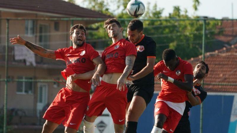 Gaziantep FK, Adanaspor'la 0-0 berabere kaldı