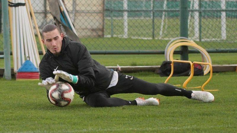 Gaziantep FK'ya yeni Transfer...Ekrem Kılıçarslan Gaziantep FK'da