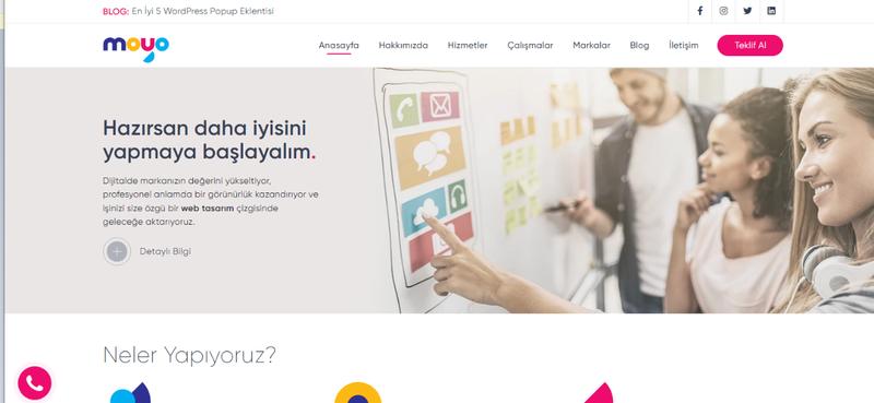 Kaliteli Şirket Web Tasarımı