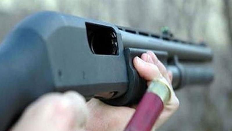 Son Dakika:Bir kişi pompalı tüfekle öldürüldü