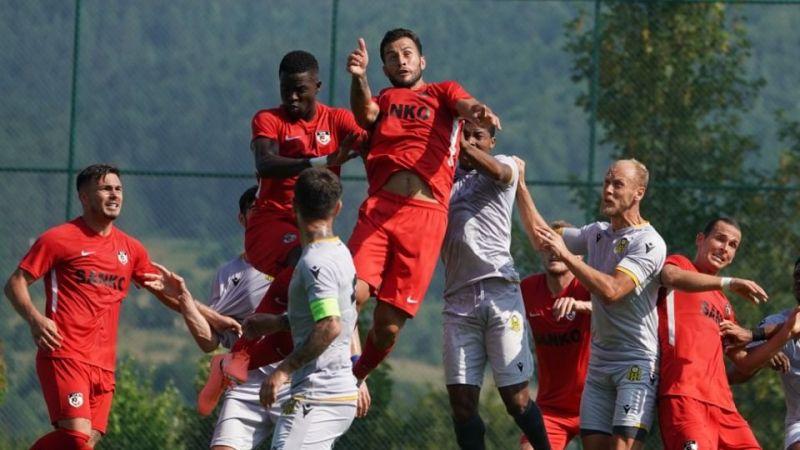 Gaziantep FK, Avusturya kampına gidiyor