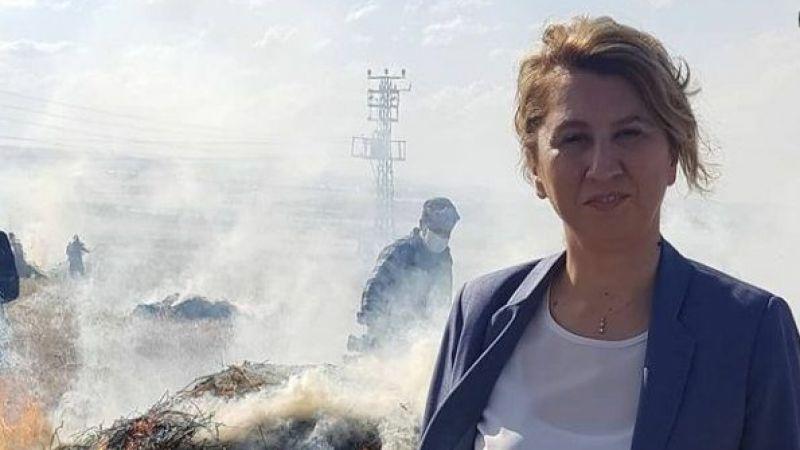 Gaziantep Büyükşehir Belediyesi Fen İşleri Daire Başkanı Sevda Usalp'ın Eşi Vefat Etti
